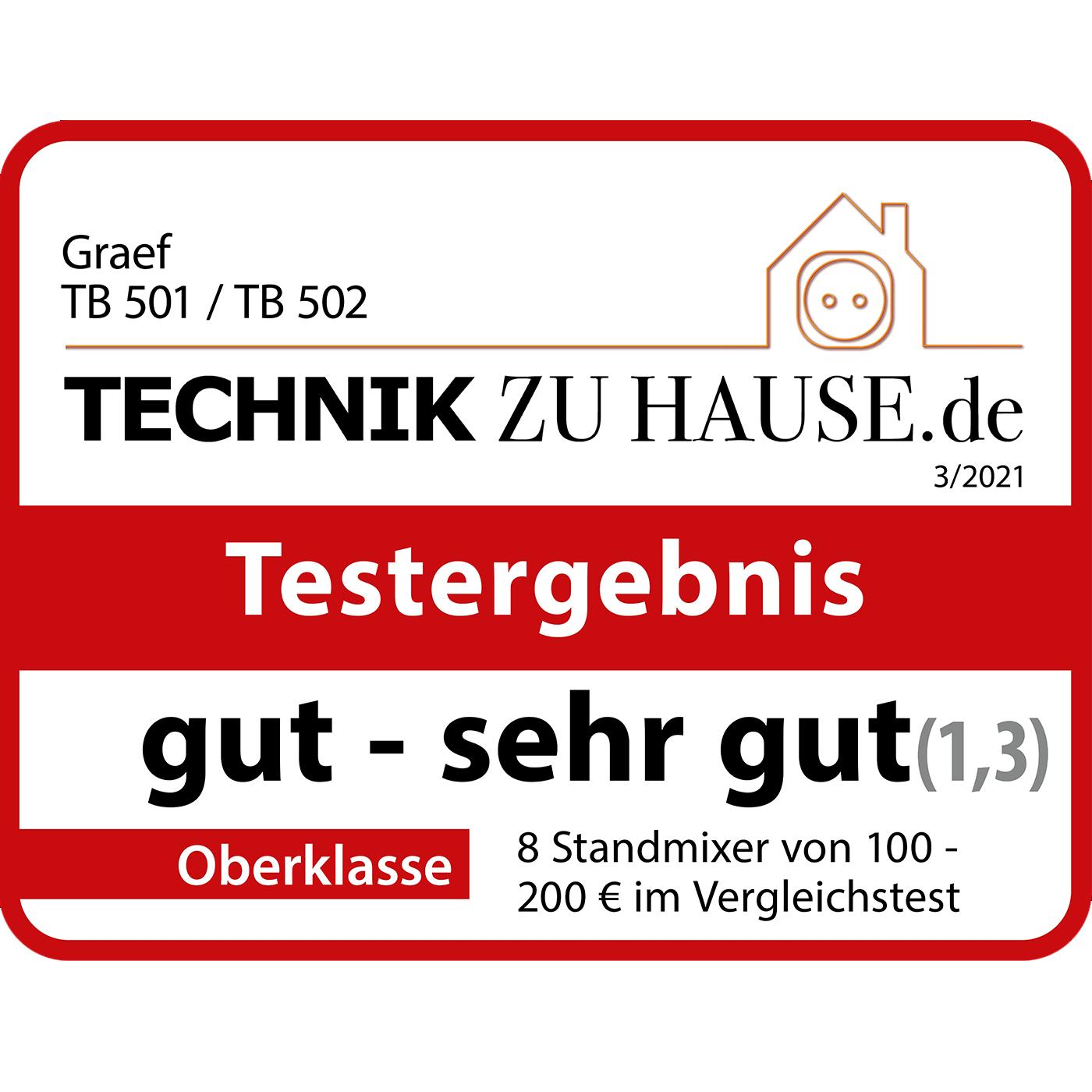 Technik Zuhause Testlogo TB 500 03/2021