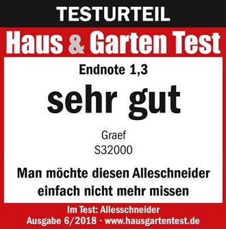 Haus & Garten Graef S32000