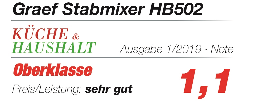 Küche & Haushalt HB502