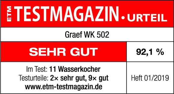 ETM-Test WK 502