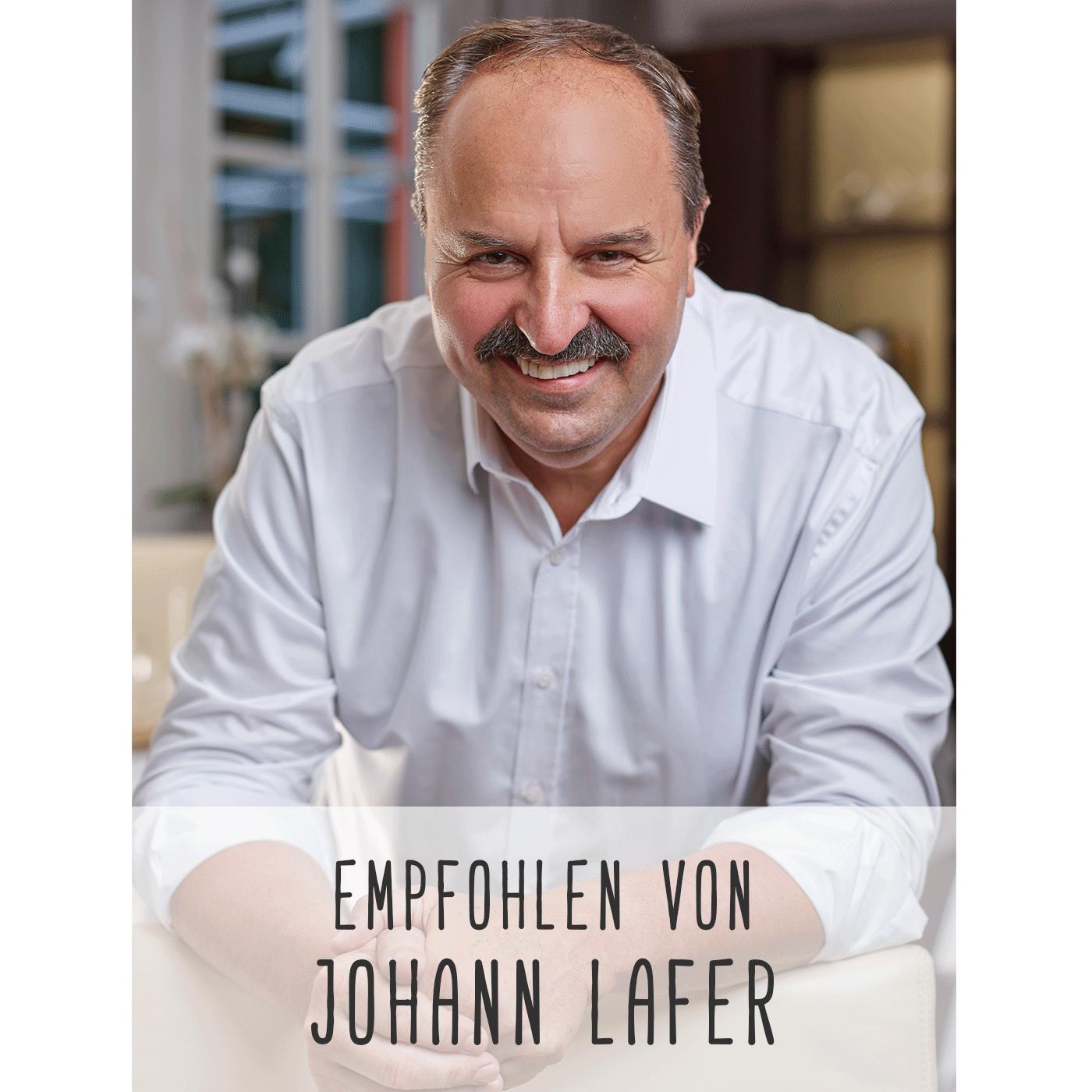 Empfohlen von Johann Lafer