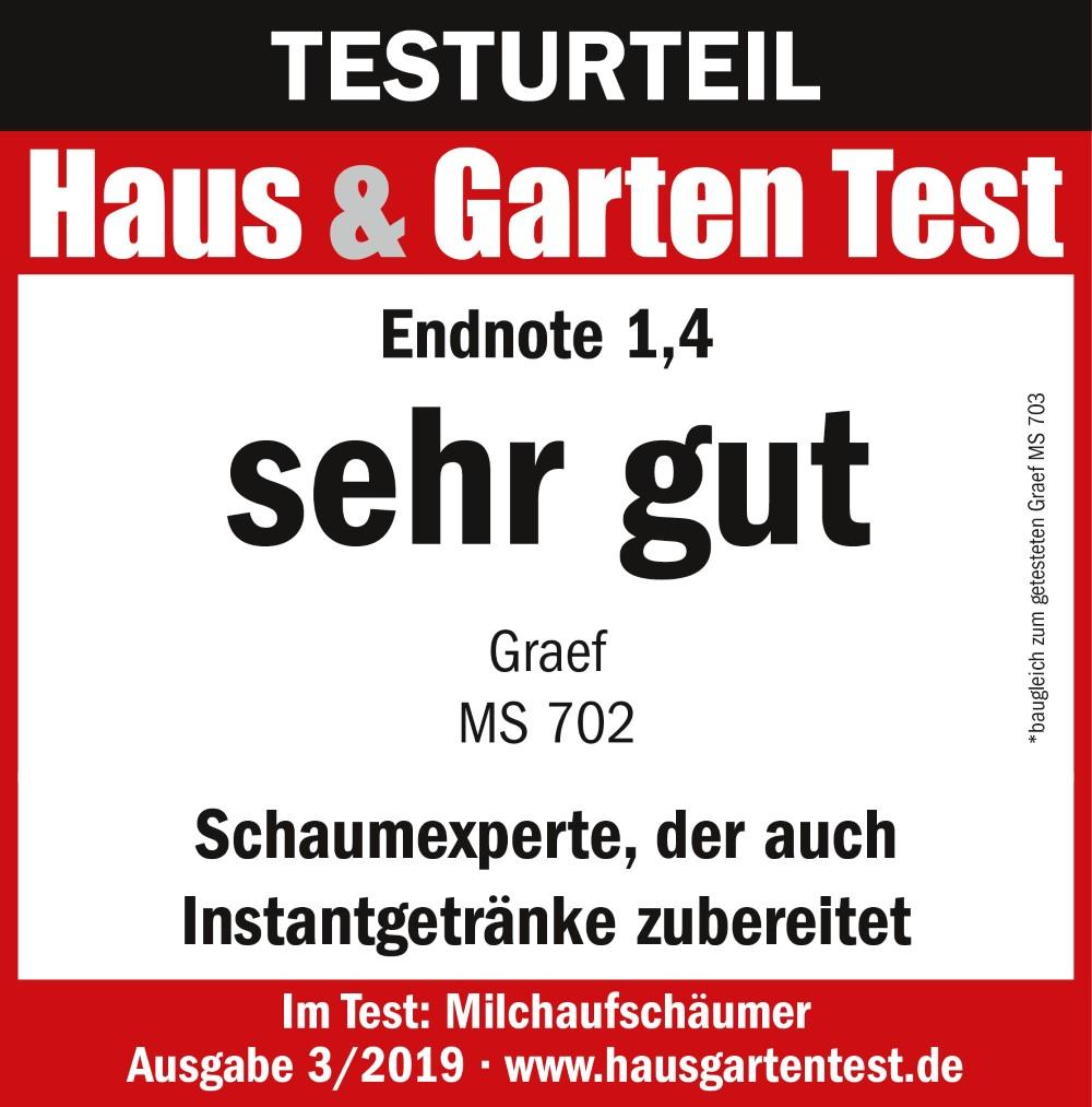 Test Haus & Garten MS 702
