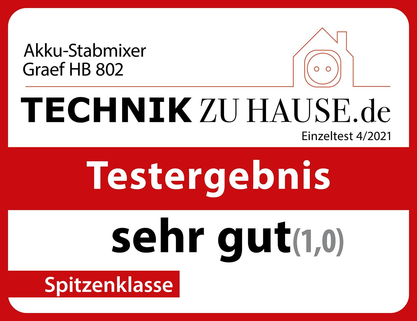 HB802 - TECHNIK ZU HAUSE.de (4/2021)