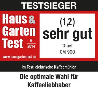 Haus & Garten Graef CM 900