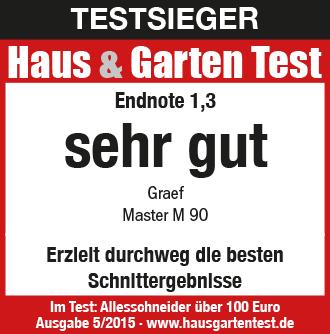 Haus & Garten Graef Master M 90