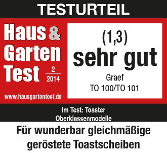 Haus & Garten Graef TO 100 / TO 101