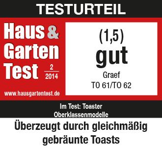 Haus & Garten Graef TO 61 / TO 62