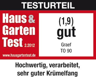 Haus & Garten Graef TO 90