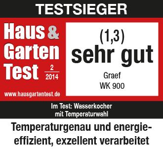 Haus & Garten Graef WK 900