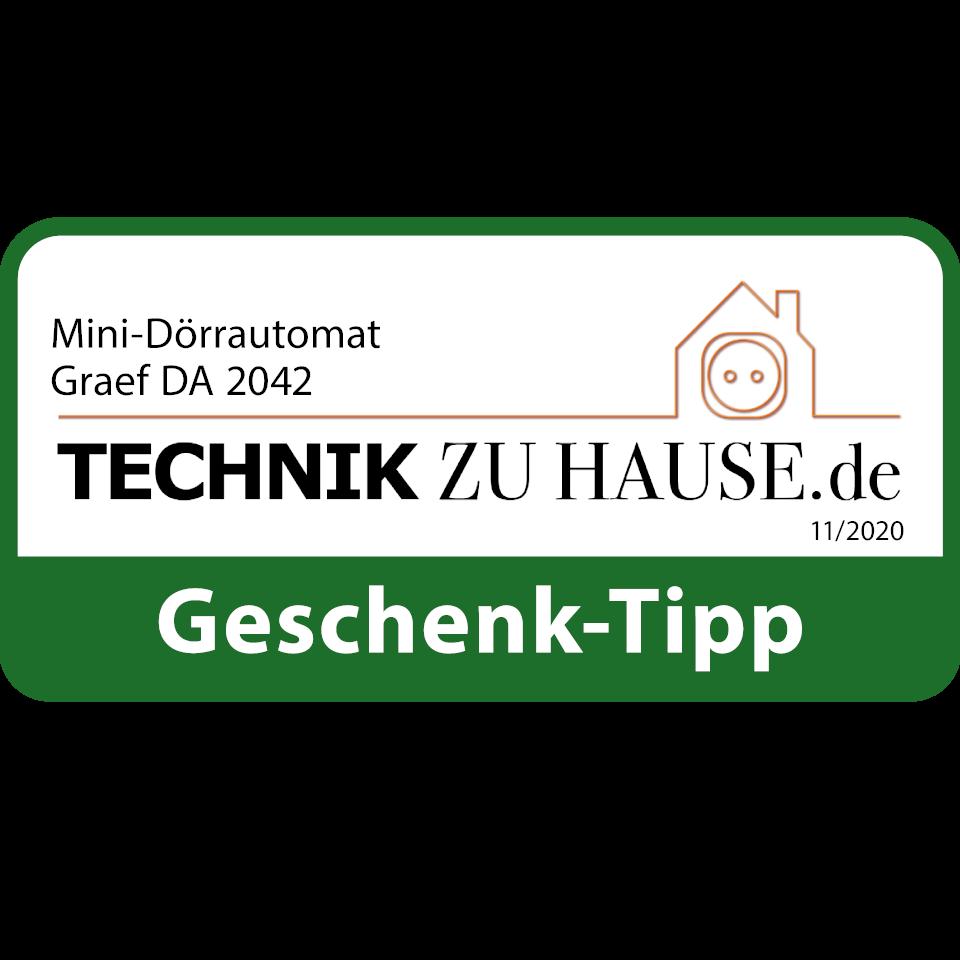 Technik zu Hause - Mini Dörrautomat
