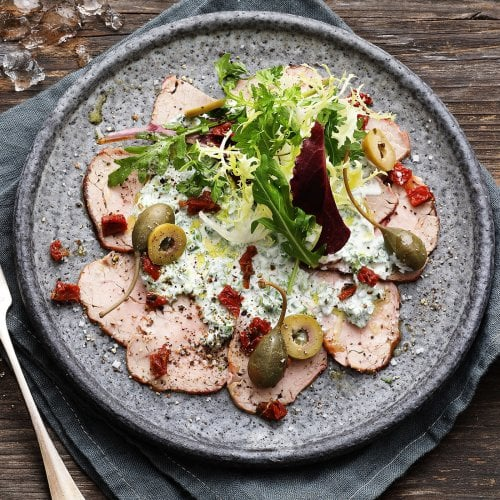 Graef cooking course on 06.10.2020 Starters | Variations of the Carpaccio