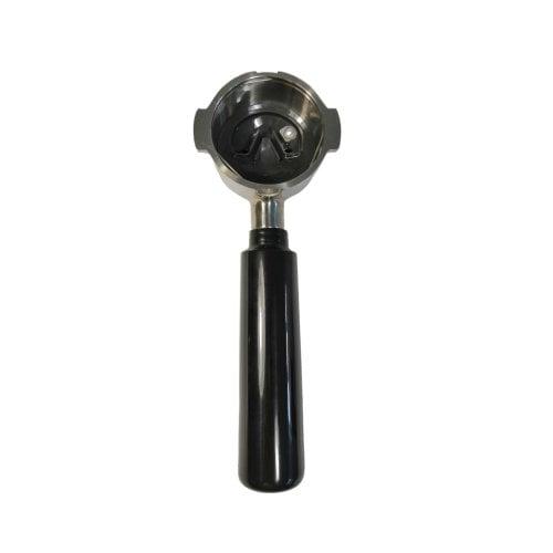 Siebträger  (Ø 60 mm)  mit zwei Abläufen (Ø 60 mm)