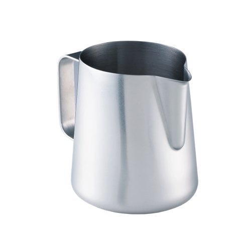 Milk can, stainless steel 600 ml