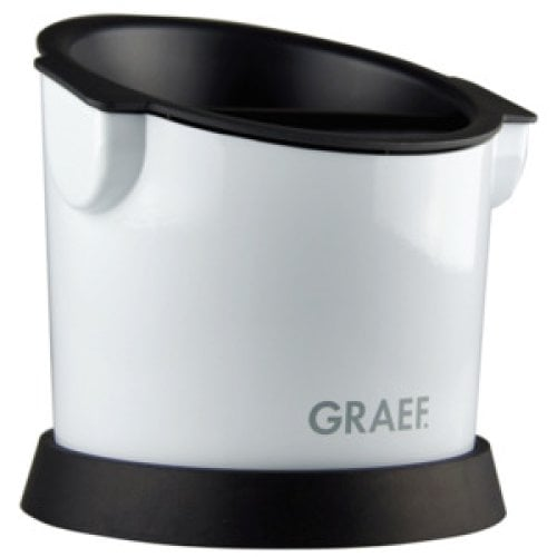 Coffee grounds container (white)