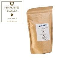 Filterkaffee EXCELSO, 500g ganze Bohne (100% Arabica)
