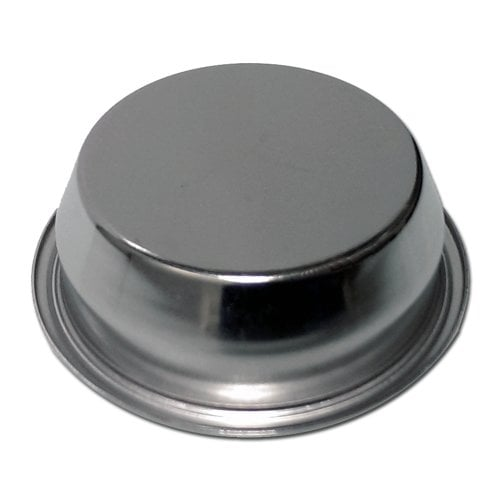 Filter holder to clean brewing stainless steel