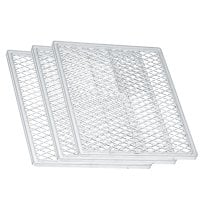 Plastic tray set (3 pcs.) For dehydrator DA 506, DA 508, DA 510