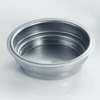 Sieve insert for milegra ESM802 Double walled for one cup