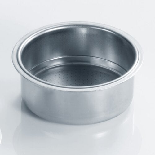 Sieve insert for milegra ESM802 Single walled for two cups