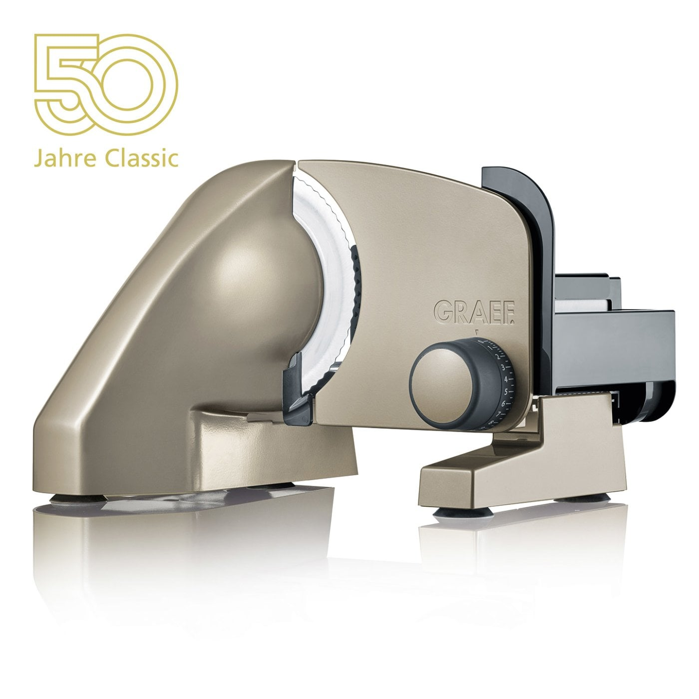 Allesschneider Classic C 15 Jubil 228 Umsedition 50 Jahre