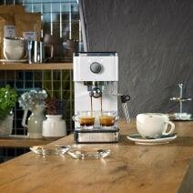 Espresso machine salita ES401 Small & compact for espresso enjoyment