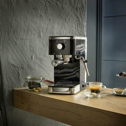 Espresso machine salita ES402 Small & compact for espresso enjoyment