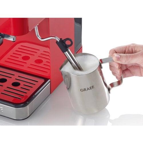 Siebträger-Espressomaschine salita Großartig im Kleinformat
