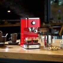 Espresso machine salita ES403 Small & compact for espresso enjoyment