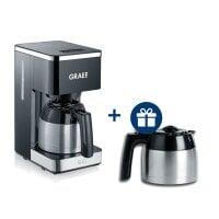 Filterkaffeemaschinen Set FK412TWIN mit zusätzlicher Thermokanne