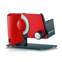 Slicer MultiCut Plus, red incl. MiniSlice attachment & bread bag