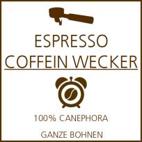 Graef Coffee Selection Espresso Coffein Wecker