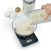 Digital kitchen scale KS 202 suitable for your slicer