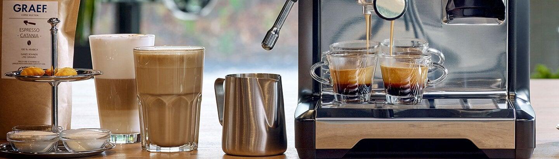 Graef Kaffeebohnen - schonend geröstet für Ihre Kaffeespezialität