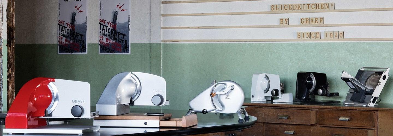 Allesschneider - Die Küche der feinen Schnitte