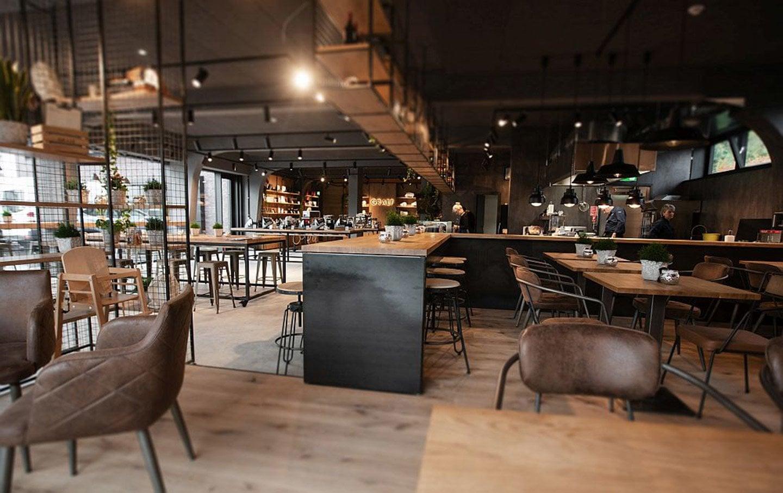 """Restaurant """"bei Graefs"""" - Brand Centre GRAEFs Mundwerk and"""
