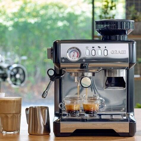 Espressomaschinen - Der Weg zum perfekten Espresso