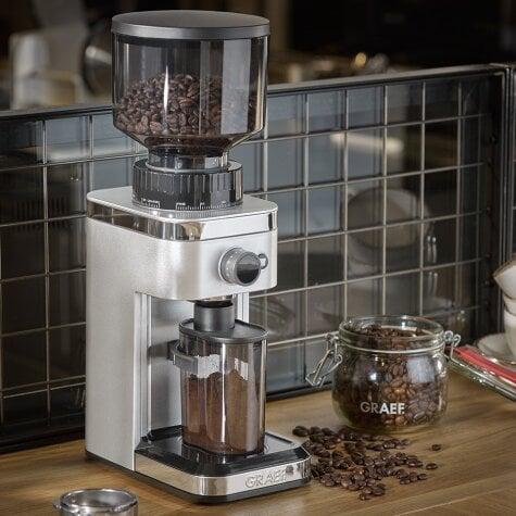 Kaffeemühlen - Frisch gemahlener Kaffeegenuss