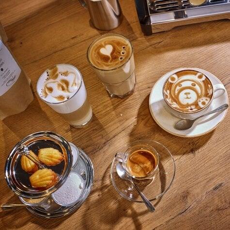Espressospezialitäten - Zu Hause zubereiten - wie vom Barista