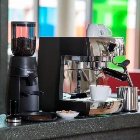 Siebträger-Espressomaschinen - Funktionsweisen