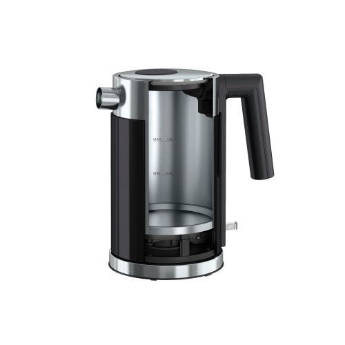 Stainless steel electric kettle WK 402  The small and compact