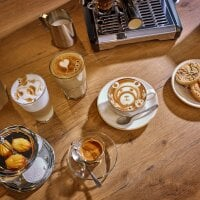 Graef Kurs LATTE ART 29.05.2021, 10:30 - 17 Uhr