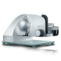 Slicer Master M20, silver incl. MiniSlice attachment