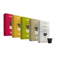 Caffè Moak 5x 10 Nespresso® compatible capsules my music coffee Espresso Set