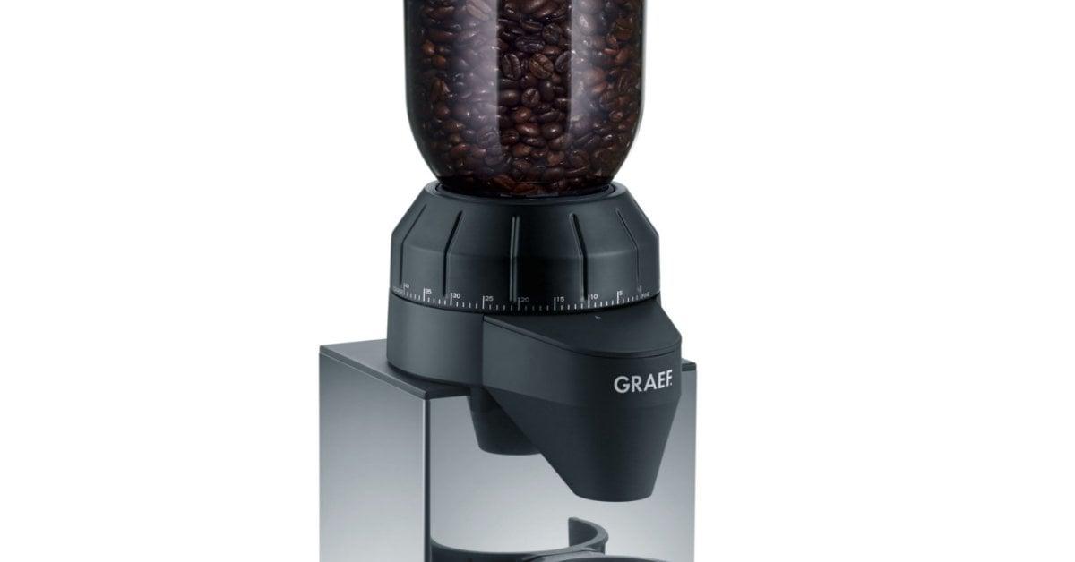Coffee Grinder Cm 820 Graef Onlineshop