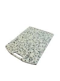 Schneidbrett marmoriert Mit Saftrinne