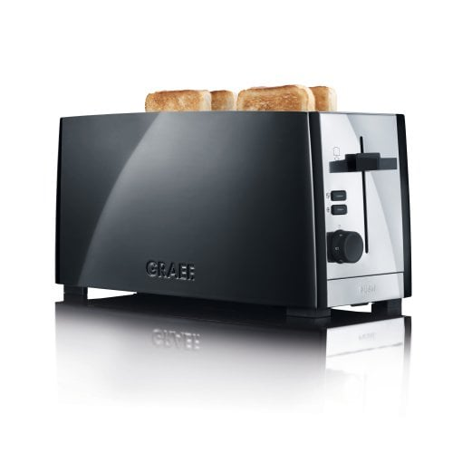 4 Slices toaster TO 102 The toaster for the whole family