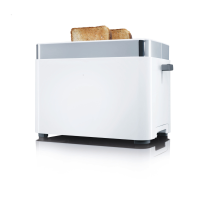 2 slicer toaster TO 61 The compact toaster