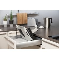 Drawer-solution for slicer UNA 90 - UNA 98