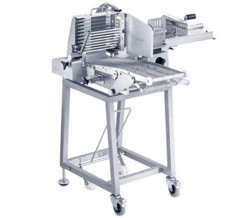 VA 804 FB Fully-automatic, conveyor belt