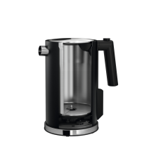 Stainless steel electric kettle WK 902 The double wall